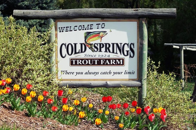 Cold Springs Trout Farm Ogden Utah