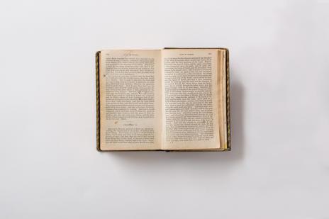 Hyrum Smith's copy Book of Mormon