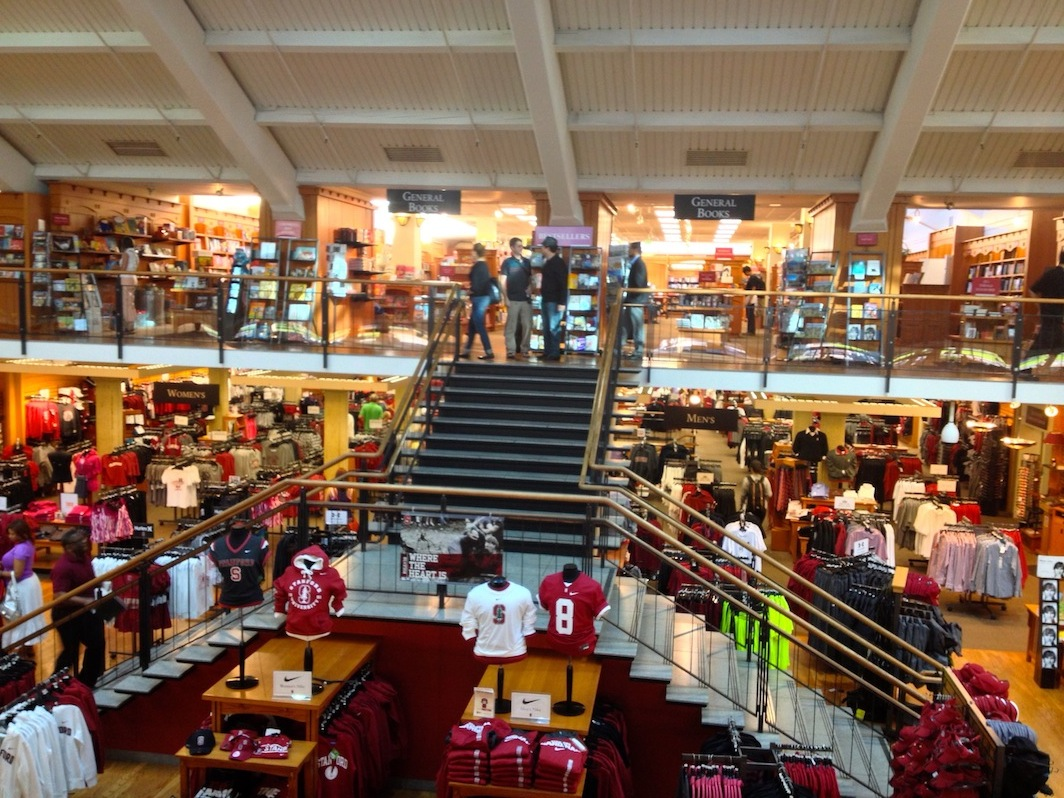 Stanford University Bookstore Apparel, Merchandise, & Gifts