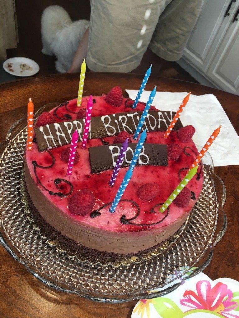 Bob's Birthday Cake