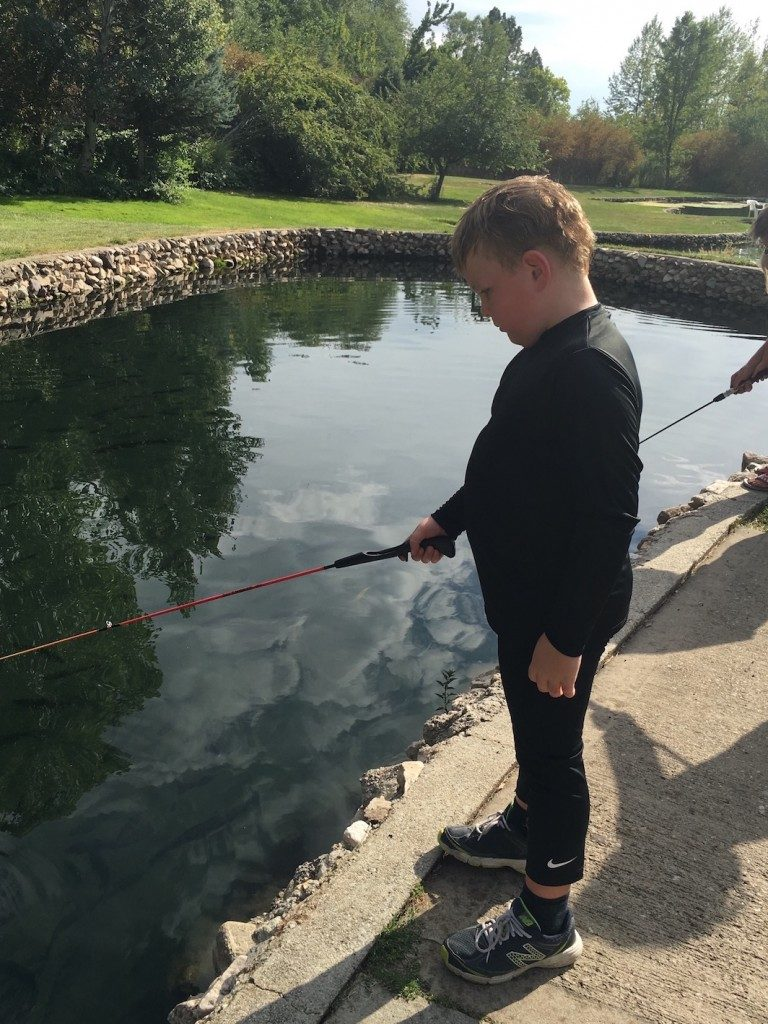 Shelley beatty part 14 for Trout farm fishing