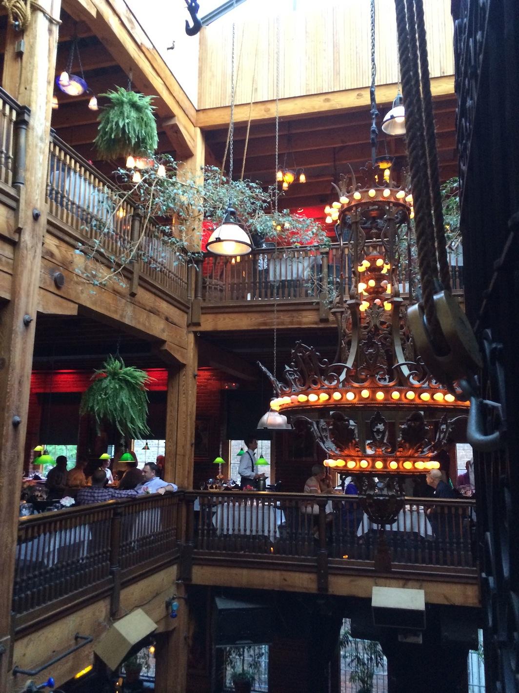 The Tobacco Company Restaurant - Home - Richmond, Virginia ...