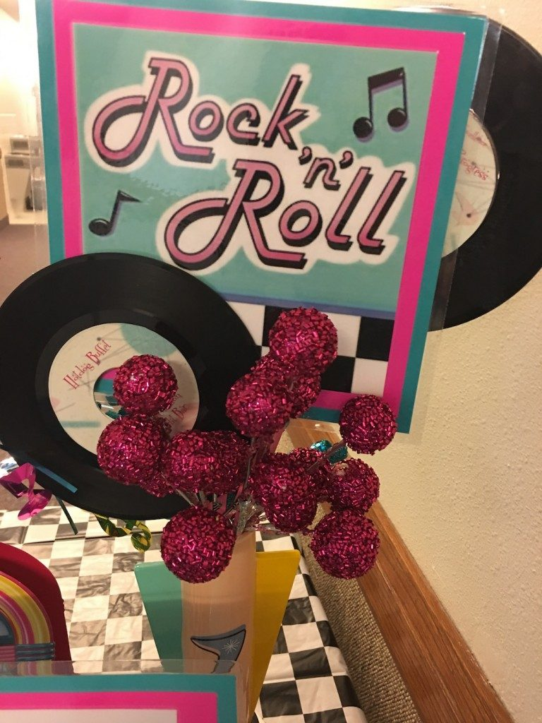 KC1 Rocks Young Women In Excellence Fifties Diner