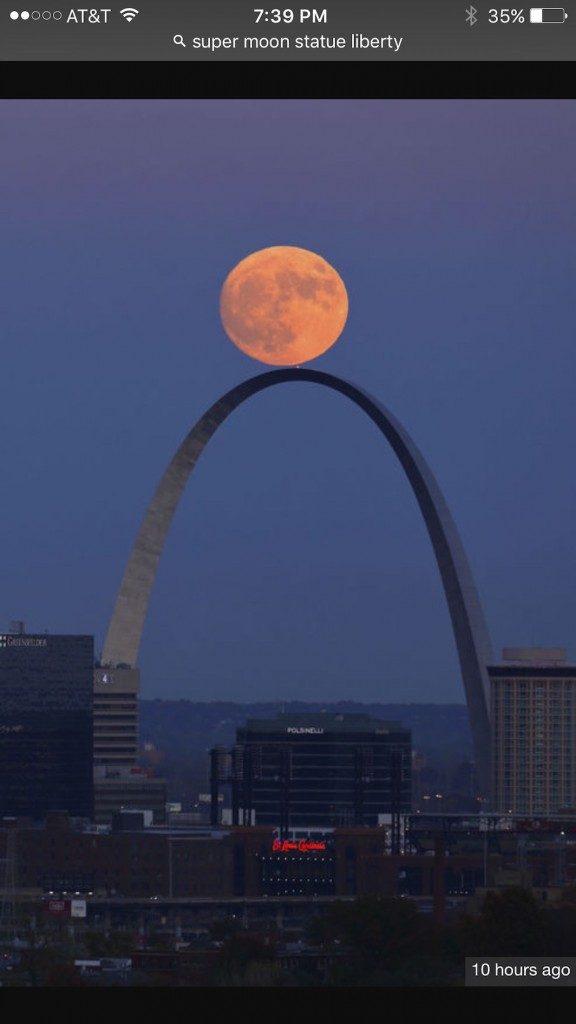 Super Moon November 14, 2016