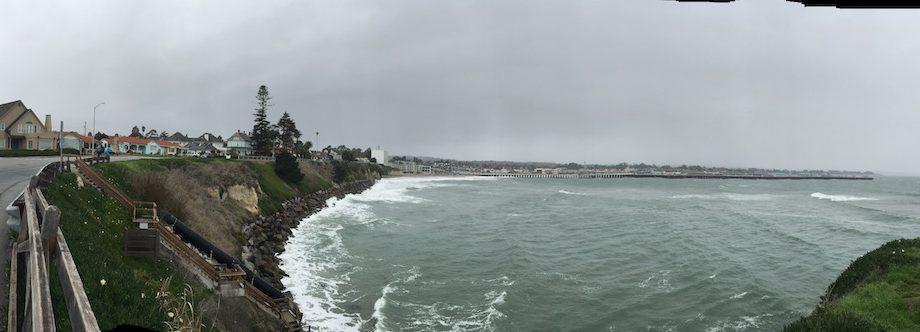 San Francisco, Palo Alto, Santa Cruz