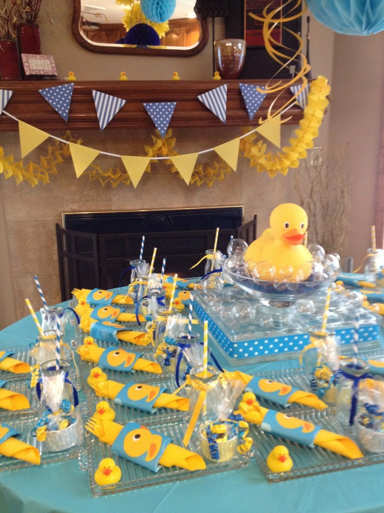 baby shower rubber duck theme rubber duck themed baby shower