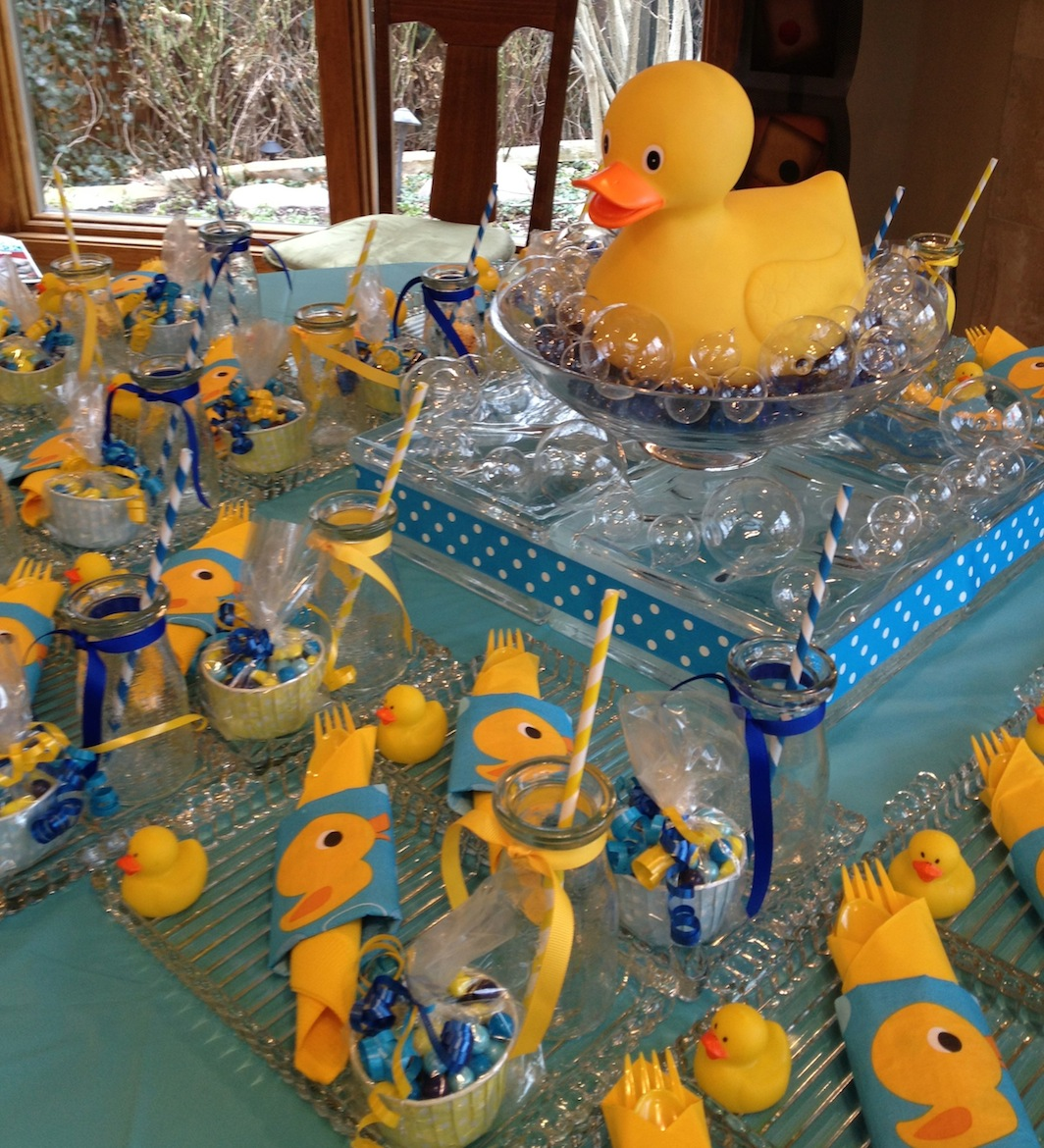 displaying images for rubber ducky baby shower centerpiece ideas