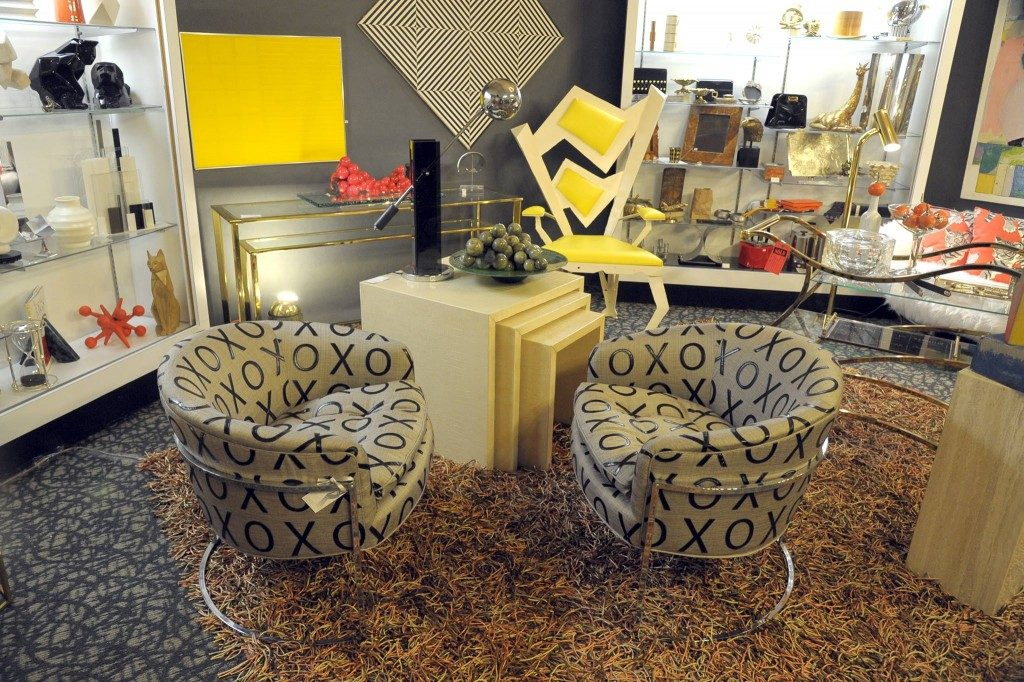 Winnetka's Antique and Modernism Show