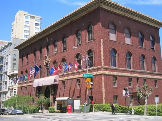 University Club San Francisco