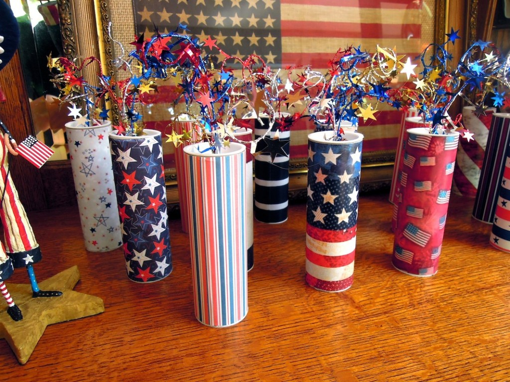 Fourth Of July Decorations Shelley Beatty
